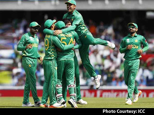 Video : ICC Champions Trophy Final: Pakistan Upset India By 180 Runs To Clinch Title