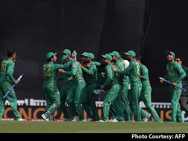 Video : Pakistan Beat India To Win Their Maiden Champions Trophy Title