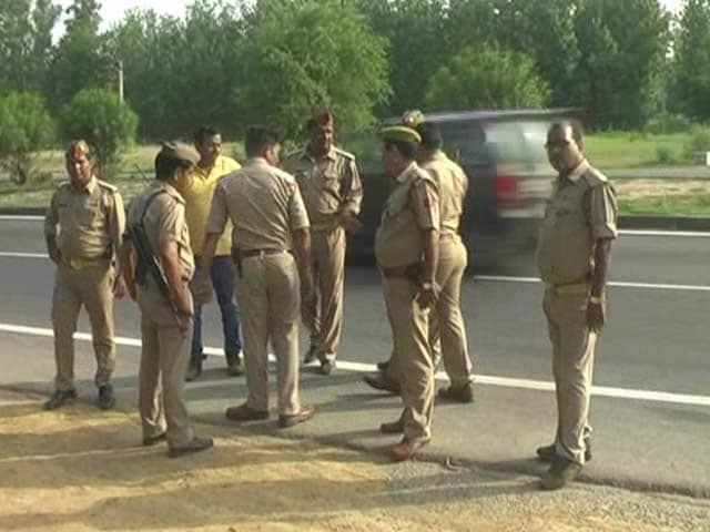 Video : Chennai Couple Shot At By Bike-Borne Men In UP's Muzaffarnagar