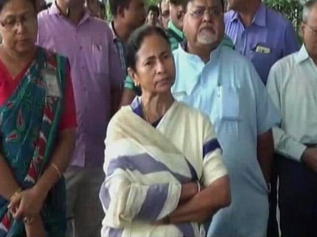 Video : Mamata Banerjee Calls For Peace In Darjeeling As She Heads Abroad