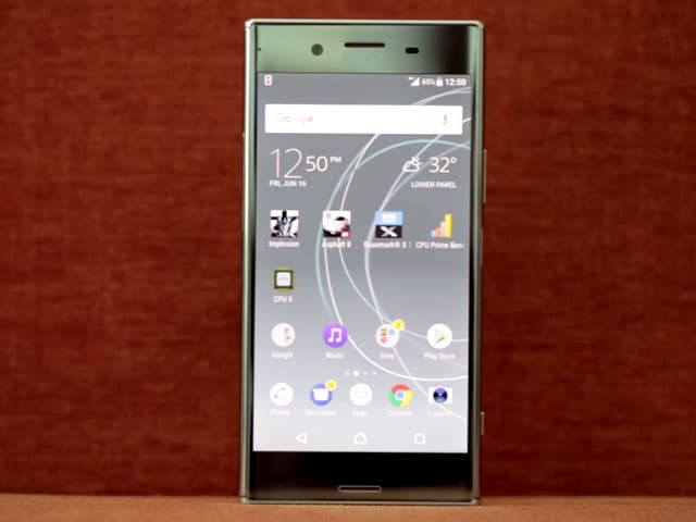 Video : Sony Xperia XZ Premium Review