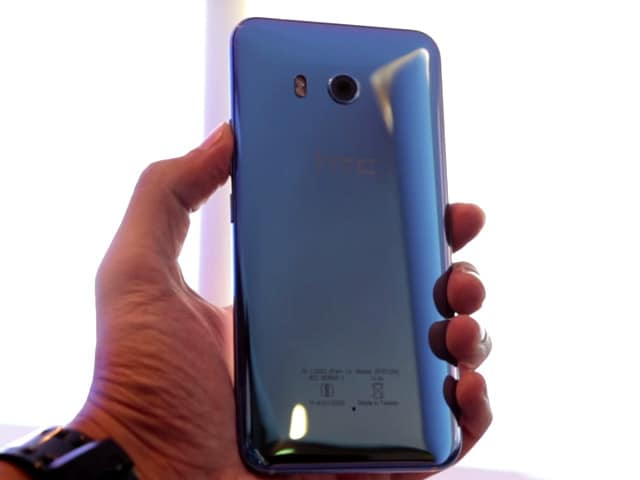 Video : HTC U11 First Look