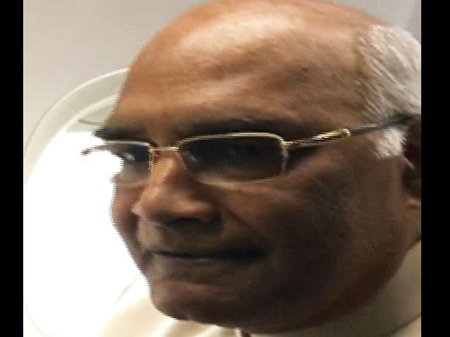 Video : 'Matter Of Duty, Not Pride': Ram Nath Kovind, BJP's Presidential Candidate