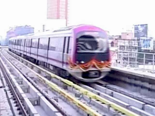 Bangalore metro sexual harassment footage firm