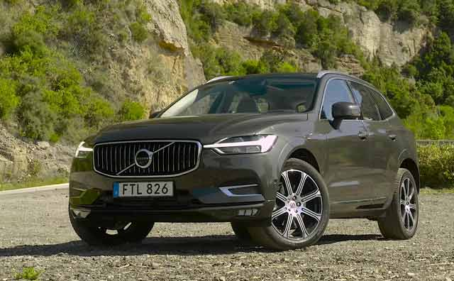 New Generation Volvo XC60 Review