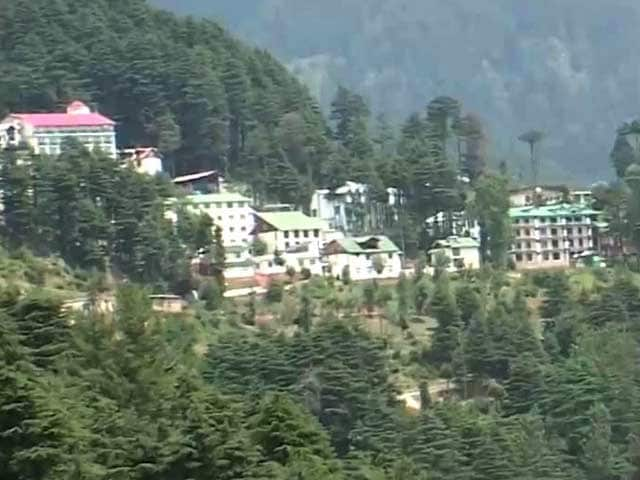 Video : Patnitop Hill Station Falls Silent As Tourists Take Tunnel Road Shortcut