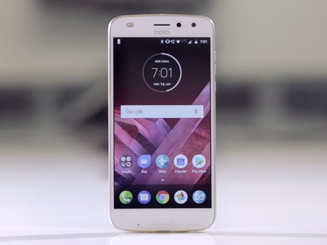 Video : Moto Z2 Play Review