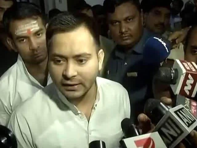 Video : Lalu Yadav's Family Charged With Owning Benami Property Like Patna Mall