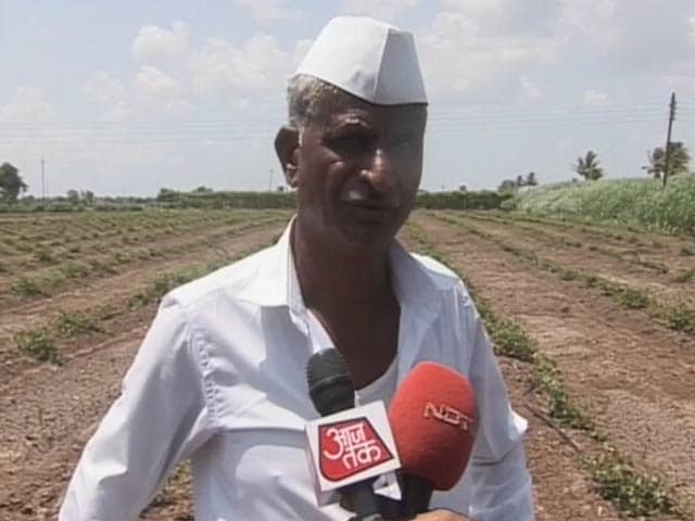 Video : How Notes Ban Has Stalled Maharashtra's Rs. 10,000 Farm Handout