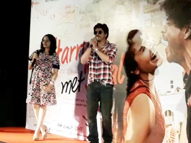 Video : Sejals Of Ahmedabad Can't Get Enough Of SRK