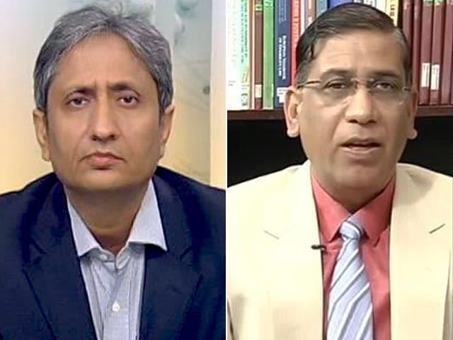 Videos : प्राइम टाइम : क्या भारत में राष्ट्रपति रबर स्टैम्प है?