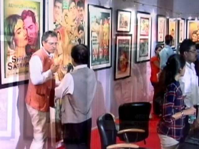 Videos : मुंबई में फिल्म और कला का संगम