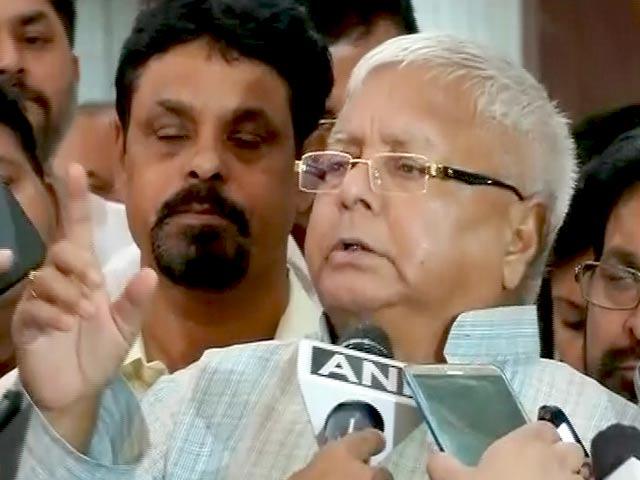 Video : मीरा कुमार को राष्ट्रपति पद का उम्मीदवार बनाए जाने पर क्या बोले विपक्षी नेता...