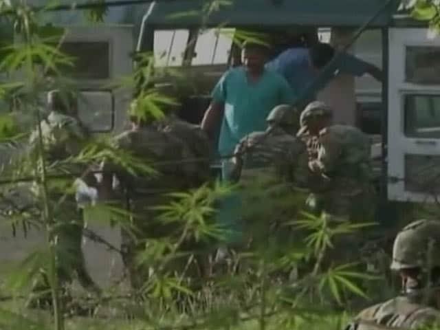 Video : पाक बॉर्डर एक्शन टीम के हमले में 2 जवान शहीद