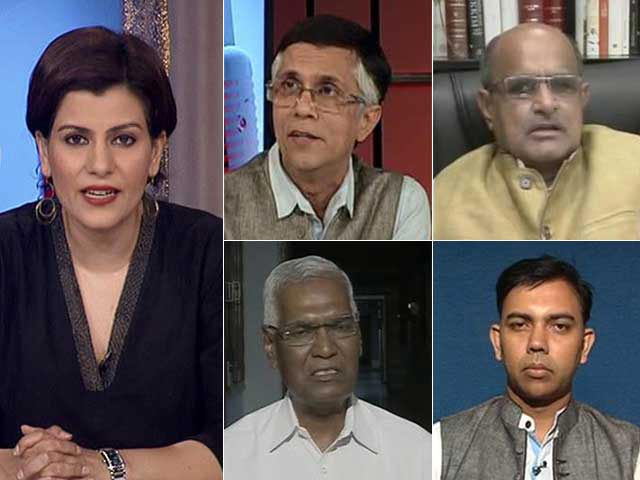 Video: Presidential Election Turns Dalit Duel: Tokenism For President's Post?