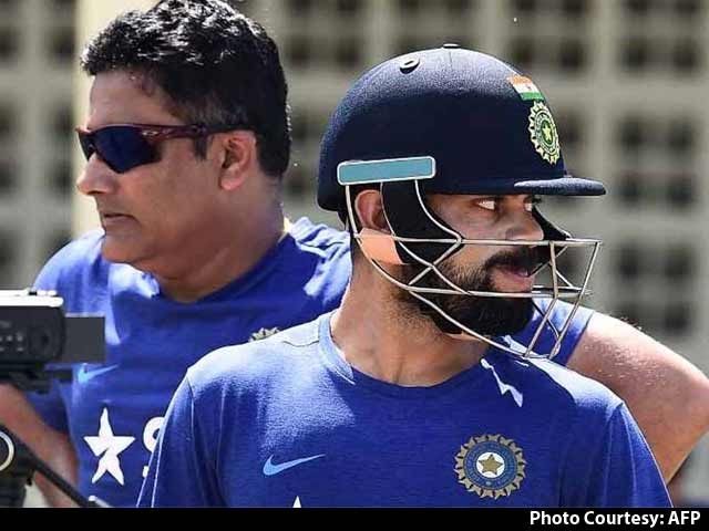Virat Kohli Responds To Anil Kumble: Sanctity Of Dressing Room Should Be Maintained
