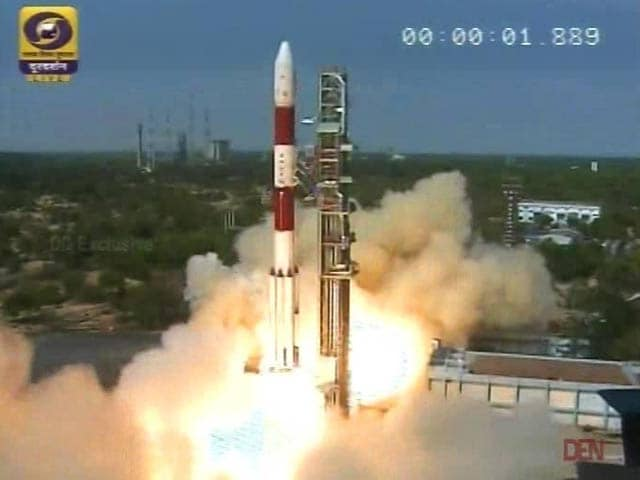 Video : Cartosat 2, India's Sixth Eye In The Sky, Launched With 30 Satellites