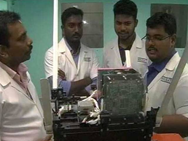 Video : Along With Cartosat 2, This Satellite By A Tamil Nadu University Will Enter Orbit Today