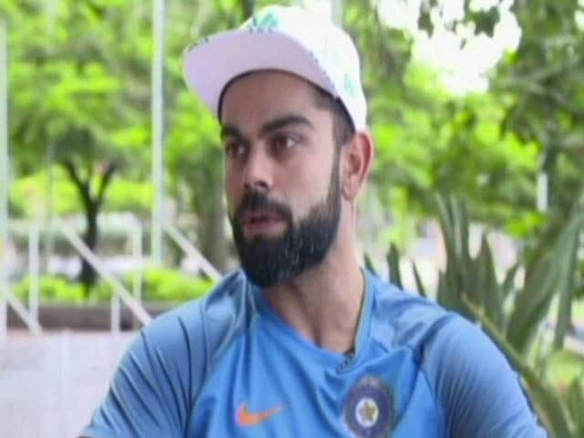 Video : 'Respect Anil Bhai's Views': Virat Kohli On Coach Row