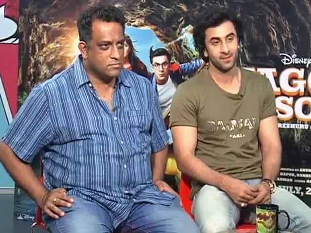 Videos : 'जग्गा जासूस' को लेकर रणबीर कपूर और अनुराग बसु से खास मुलाकात