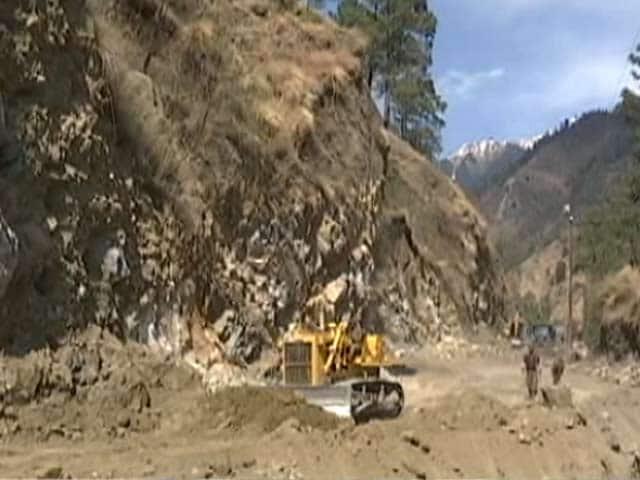 Video : प्राइम टाइम : पहाड़ों पर बेतरतीब निर्माण कब तक?