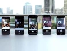 OnePlus 5 vs iPhone 7 Plus, Samsung S8, OnePlus 3T, Google Pixel