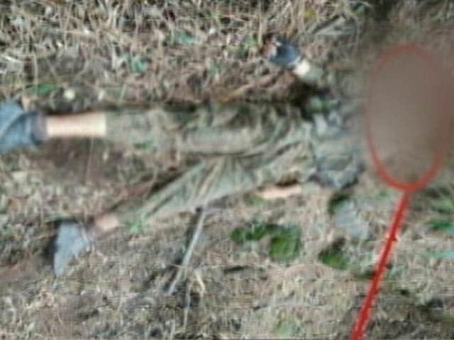 Video : जम्मू-कश्मीर : शुक्रवार को मारा गया घुसपैठिया पाकिस्तान एसएसजी का कमांडो