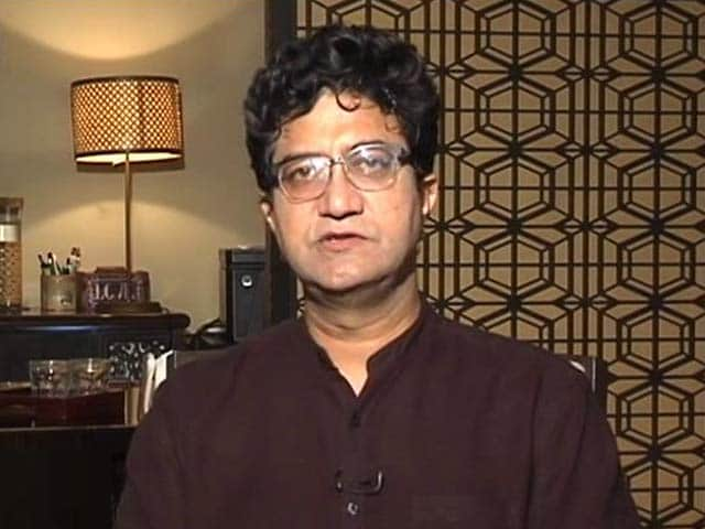 Video : Cannes Lions 2017: Prasoon Joshi Talks About Grand Prix Winning Campaign