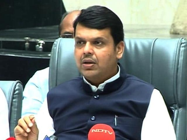 Maharashtra Chief Minister Announces Rs. 34,000 Crore Farm Loan Waiver