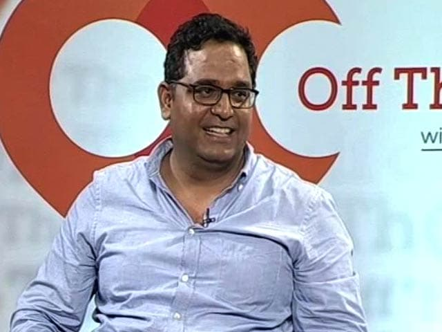 Off The Cuff with Paytm Founder Vijay Shekhar Sharma