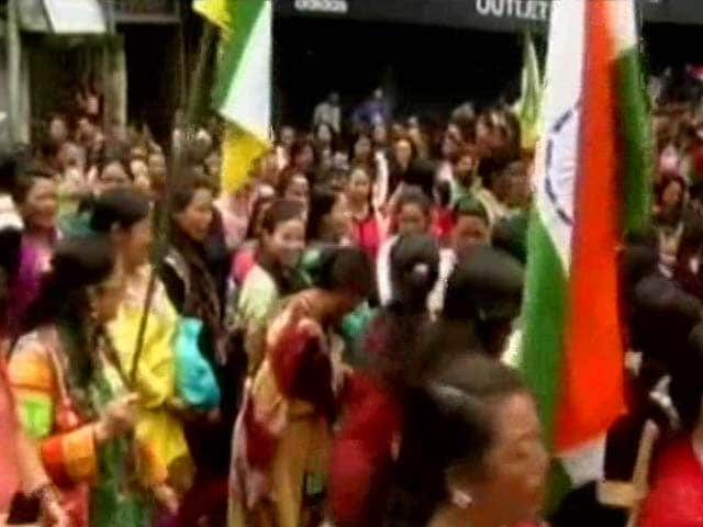 Video : In Darjeeling Protest, Many See Revival Of 1980s Uprising