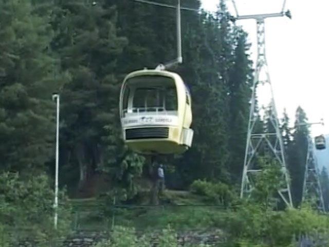 Video : गुलमर्ग में रोपवे पर पेड़ गिरने से 7 लोगों की मौत