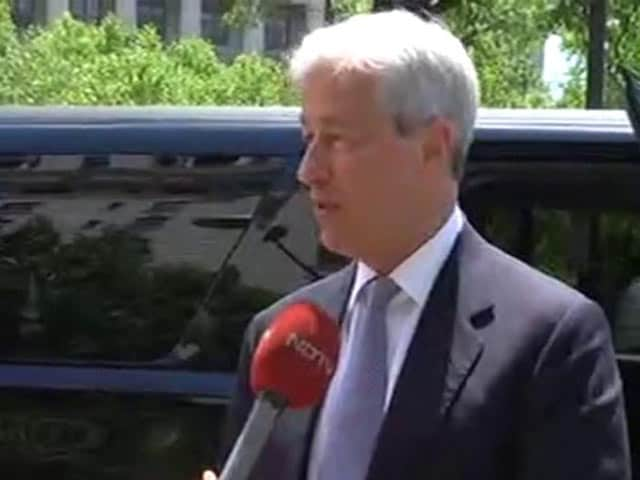 Video : JP Morgan Chase CEO On What To Expect From PM Modi-Trump Meet