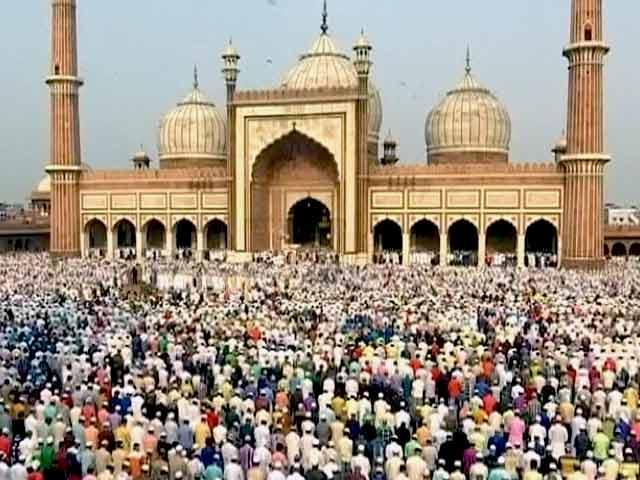 Videos : देशभर में ईद की रौनक, देखें तस्वीरें