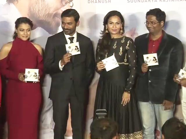 When Dhanush Lied To Kajol