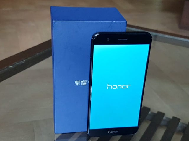 Video : Honor 8 Pro First Look