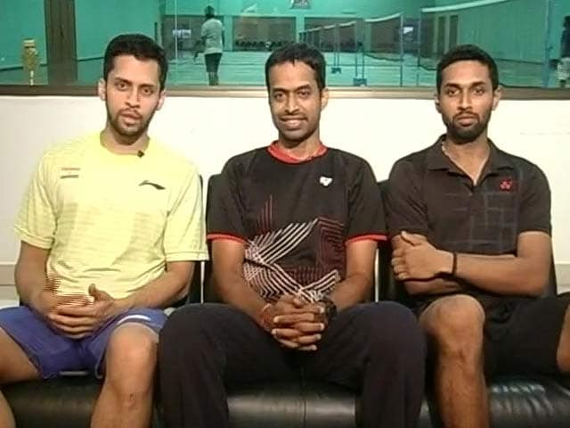 Video : Kidambi Srikanth Has Very Less Negativity Around Him: HS Prannoy