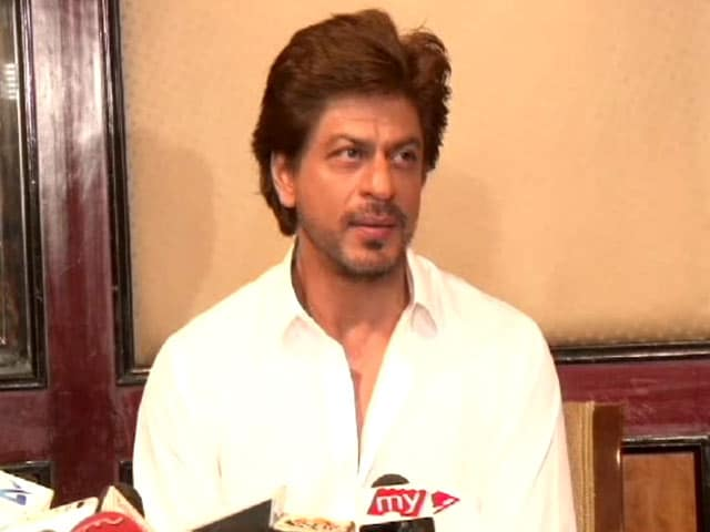 Video : Shah Rukh Khan Wants To Cook For His Children On <i>Eid</i>