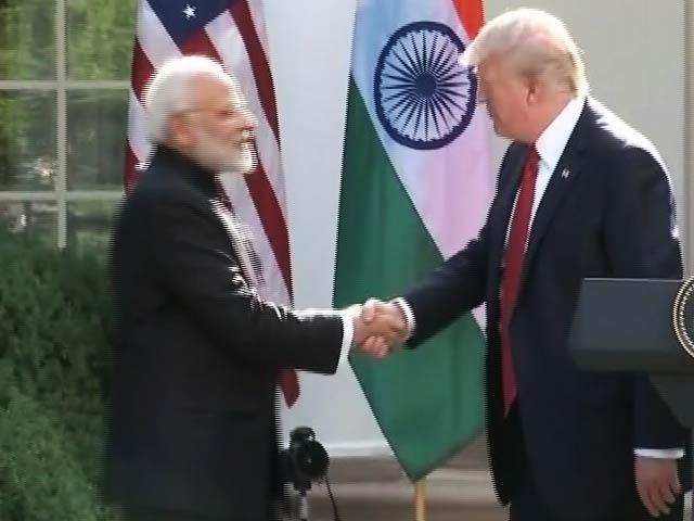 Videos : इंडिया 8 बजे : मोदी की यात्रा से और मजबूत हुए भारत-अमेरिकी संबंध