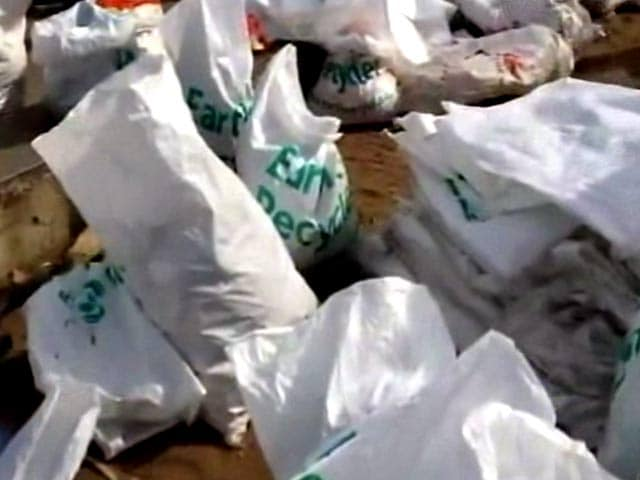 Video : Mega Coastal Cleanup In Chennai