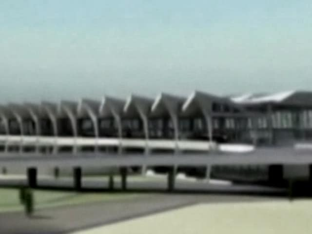 Video : Jewar Airport In Greater Noida Gets Green Signal