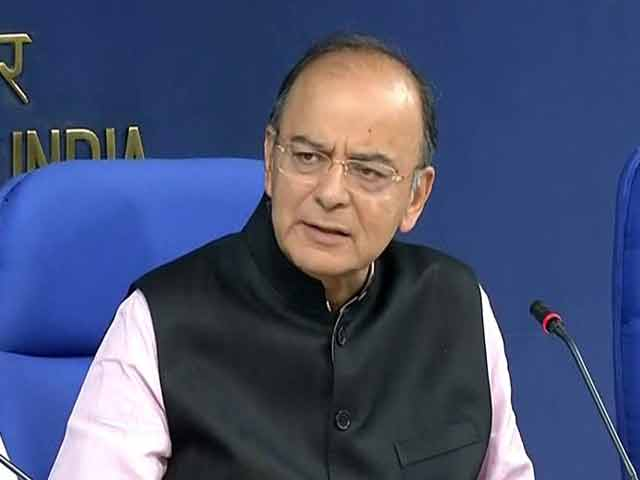 'GST Decisions Unanimous', Says Arun Jaitley