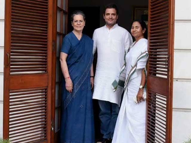 Trinamool Congress To Skip Midnight GST Launch, Congress Has Problems With Invite