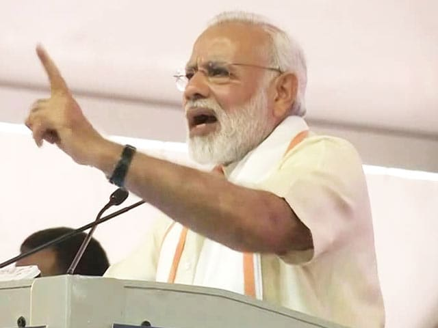 Video : Killing People In Name Of Protecting Cows Unacceptable, Says PM Modi