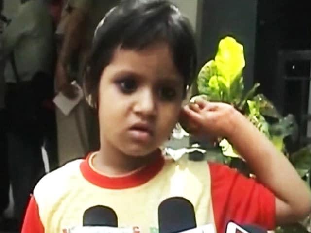 Videos : मासूम की पुलिस से मां के कातिलों को पकड़ने की गुहार
