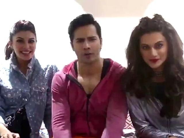 Video : Team <i>Judwaa 2</i> Is Looking Out For Twins To Attend The Trailer Launch