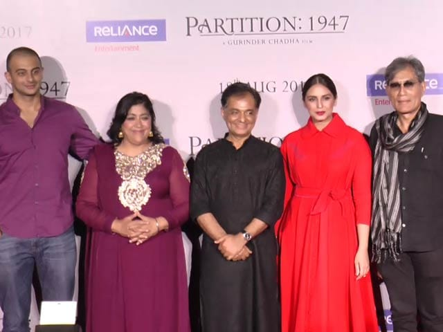 Trailer Launch of Gurinder Chadha's Partition: 1947