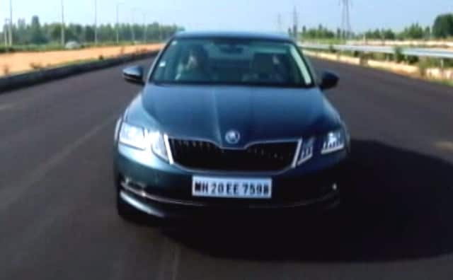 Video : Skoda Octavia Facelift And Monsoon Tips For Car And Bike Users