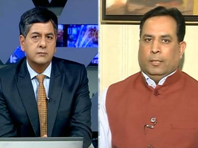 Video : Seen Support From Every Political Party For GST Says Captain Abhimanyu