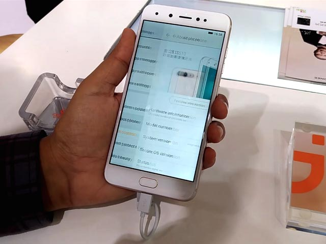 Video : Gionee S10 First Look